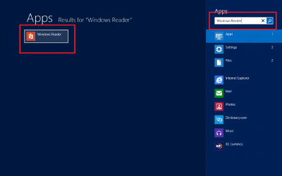 Windows 8 file manager