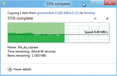 Windows 8 file transfer