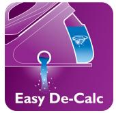 Easy De-Calc
