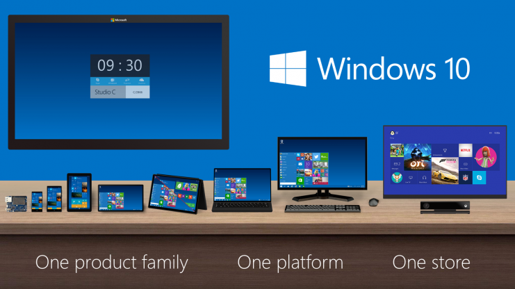 Windows 10 multi device