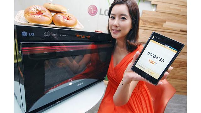 Il forno a microonde intelligente
