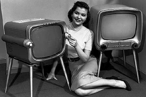 TV anni 50