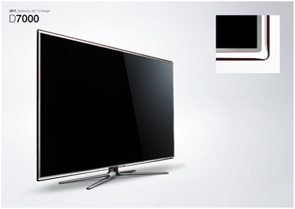 Samsung Smart TV 3D D7000