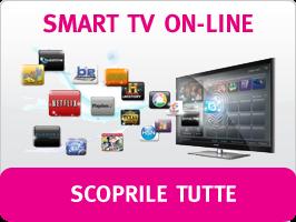 Offerte online smart tv