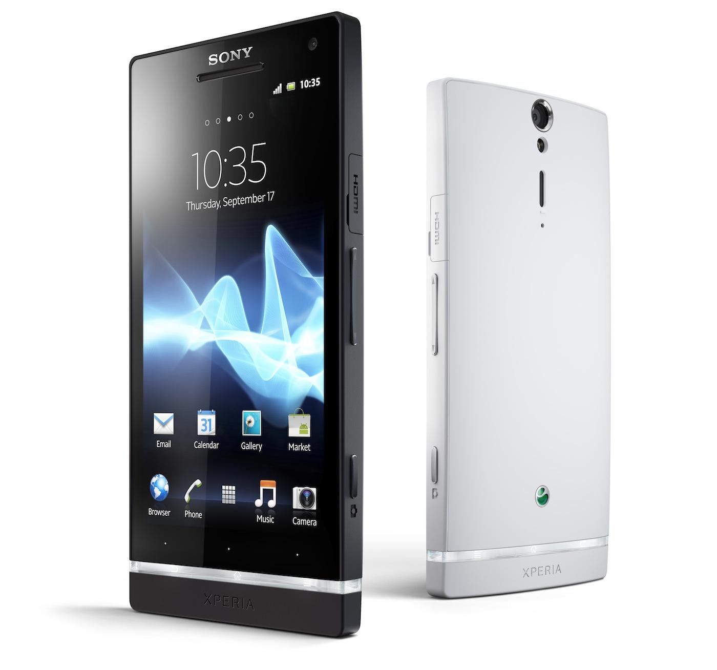 Smartphone Sony Experia S