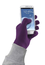 Cellular Line Touch Gloves